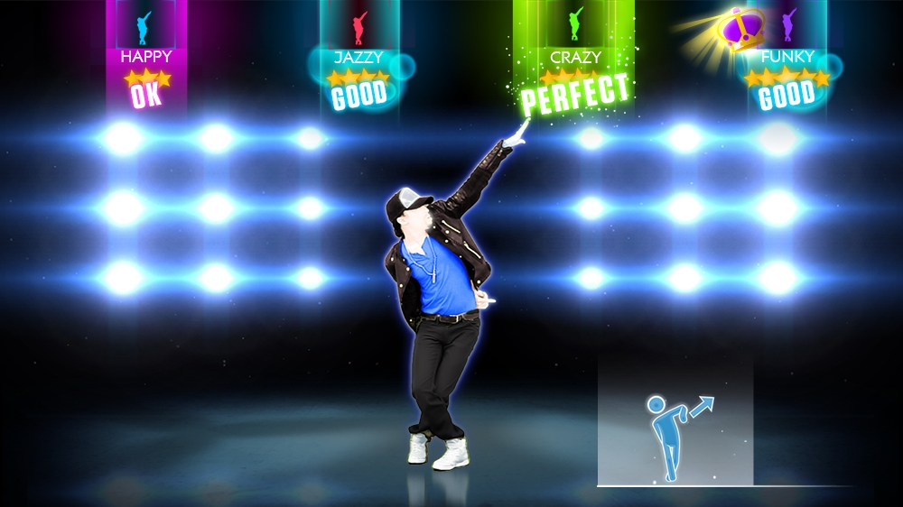 "Image de Just Dance®2014 ""The Other Side"" by Jason Derulo"