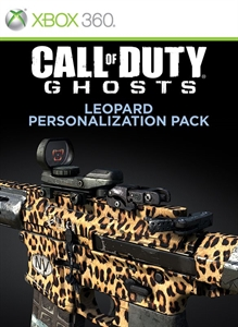 Call of Duty®: Ghosts - Paquete Leopardo