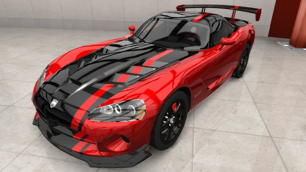 Image from TDU2: Dodge Viper SRT10 ACR