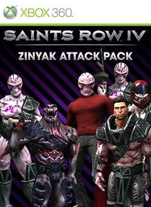 Zinyak Attack Pack