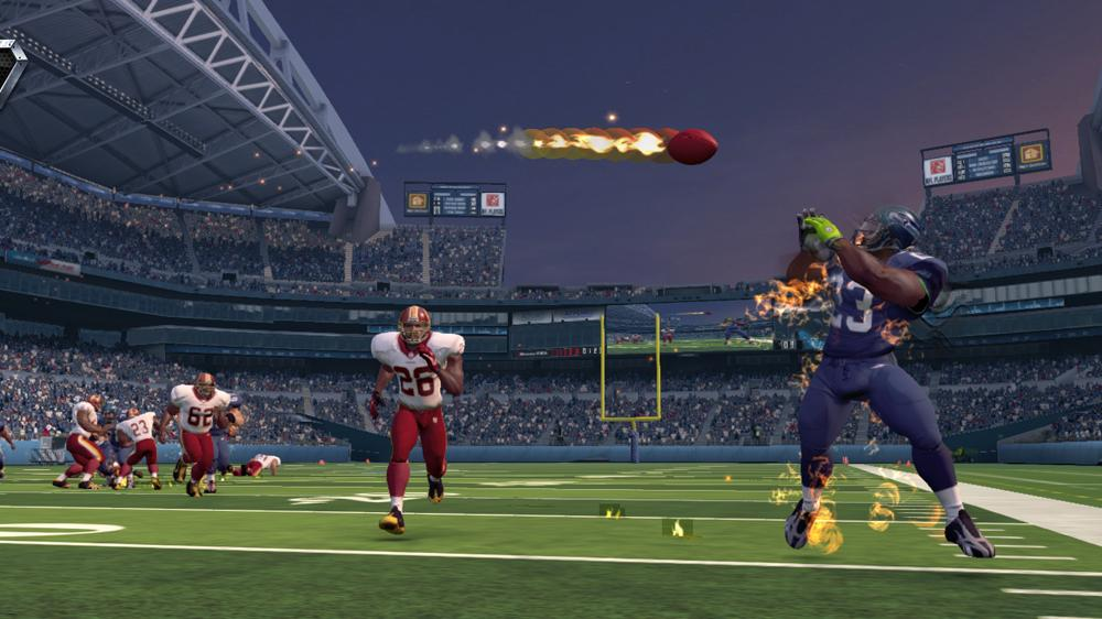 Image from NFL Blitz Gameplay Sizzle Trailer