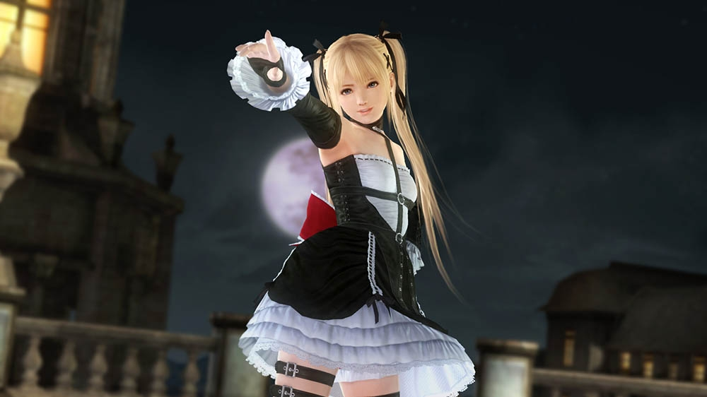 Image from Dead or Alive 5 Ultimate Character: Marie Rose
