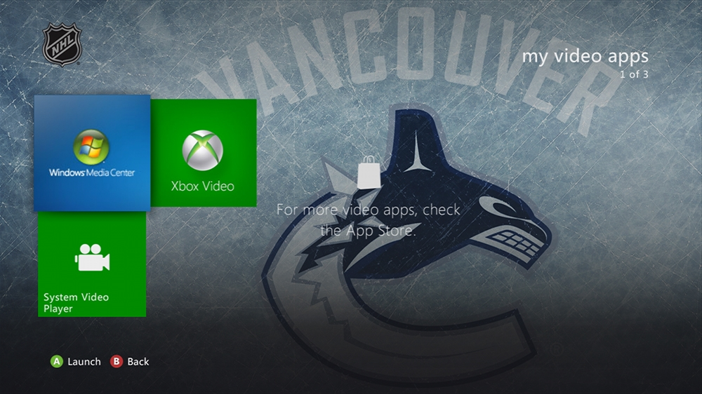 Image from NHL - Canucks Highlight Theme