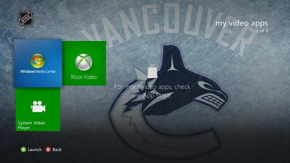 Bild von NHL - Canucks Highlight Theme