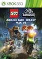 Paquete N.º 2 de la trilogía LEGO® Parque Jurásico