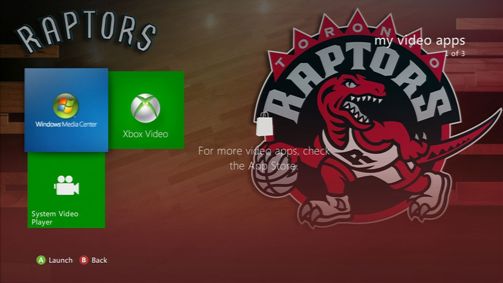 Image from NBA: Raptors Game Time