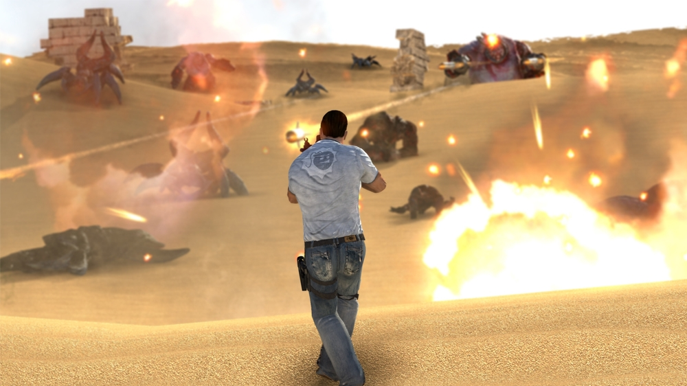 Image from Serious Sam 3: BFE - Jewel of the Nile