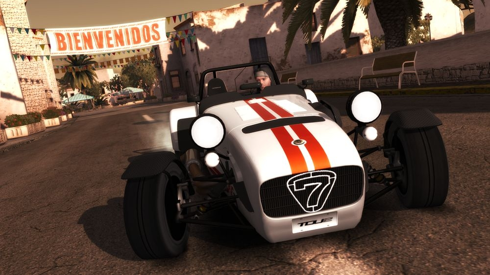 Bild från TDU 2: Caterham Superlight R500