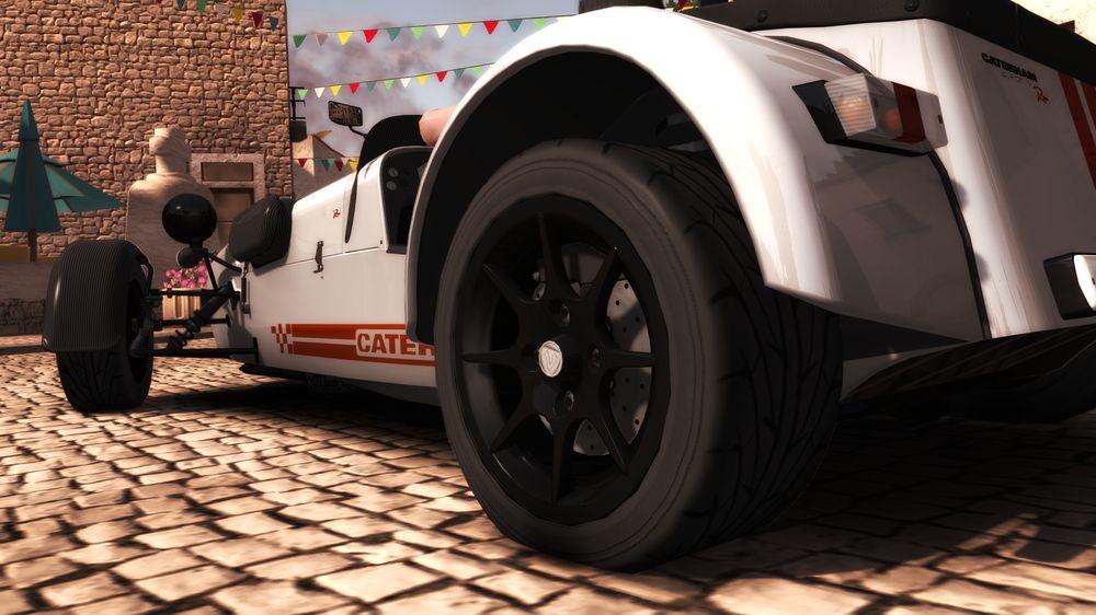 Bild från TDU 2: Caterham Superlight R500