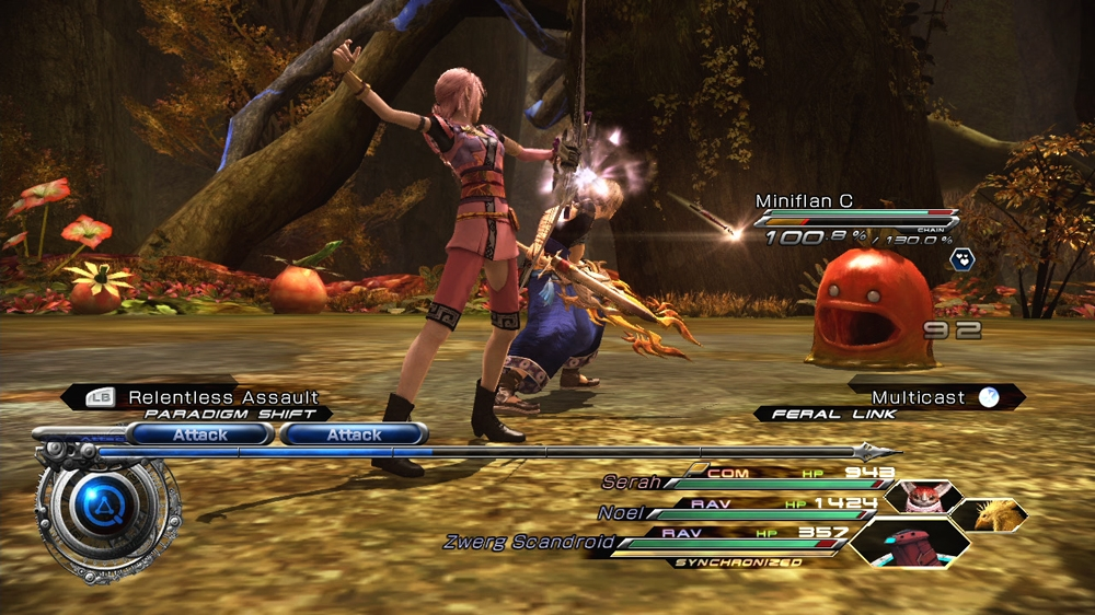 Image from FFXIII-2 Pack: Fight In Style