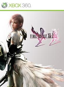 FFXIII-2 -pakkaus: Fight In Style