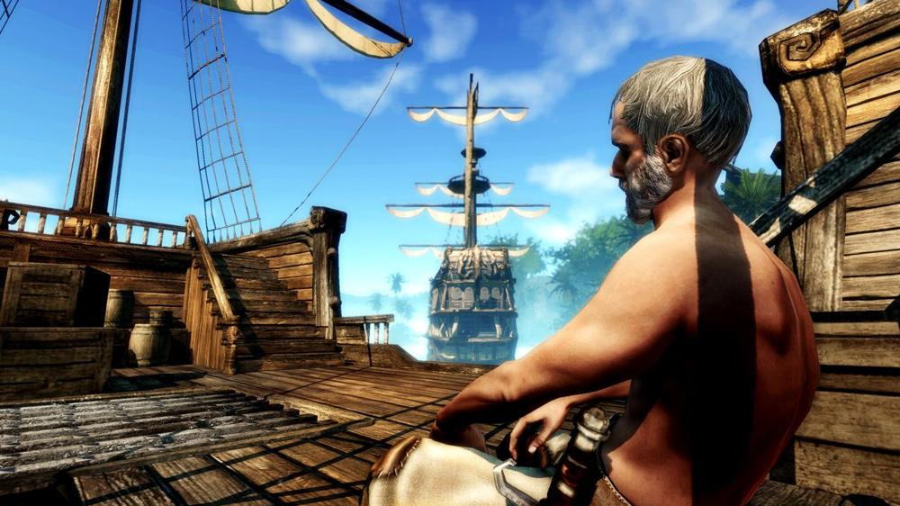 Afbeelding van Risen 2™: Dark Waters GamesCom Trailer