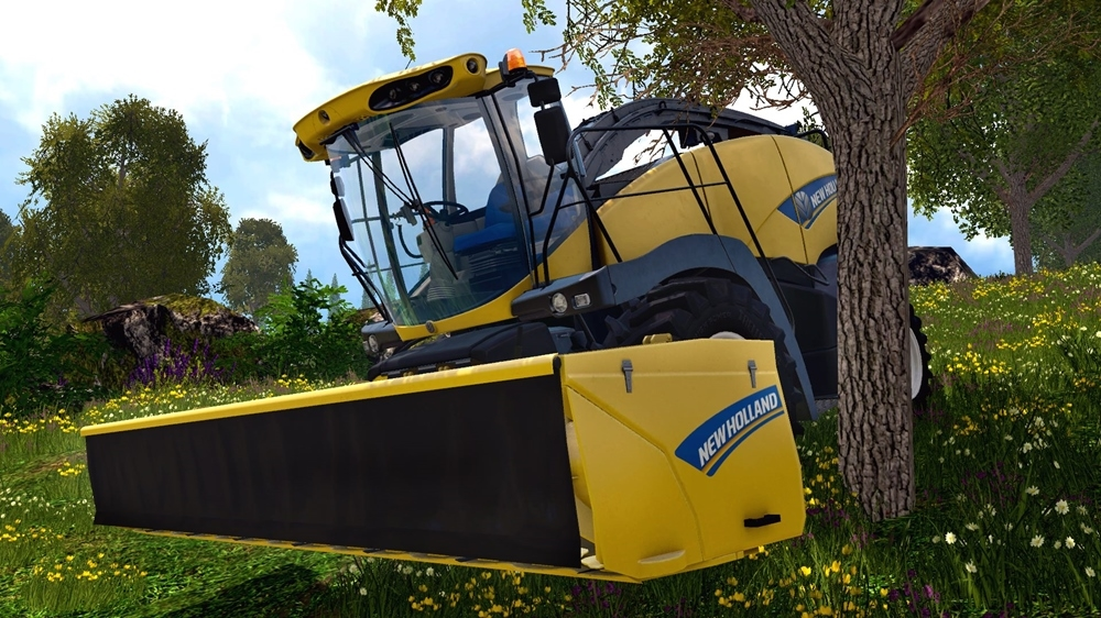 Obraz z New Holland
