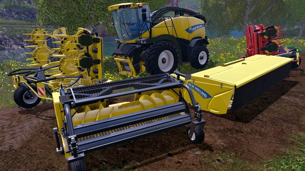 Image from New Holland