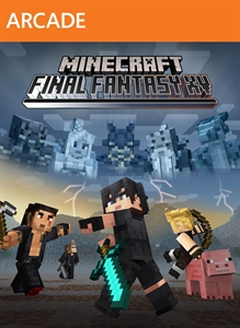 Pack de aspecto FINAL FANTASY XV de Minecraft