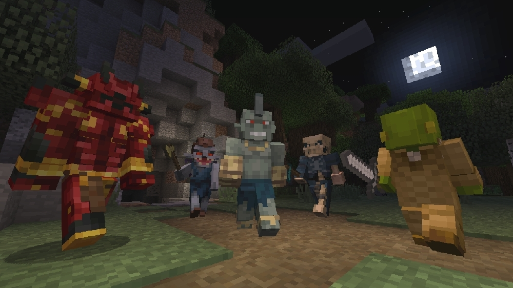 Image from Minecraft FINAL FANTASY XV Skin Pack