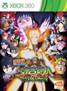 NARUTO STORM R -- Costume Expansion Data