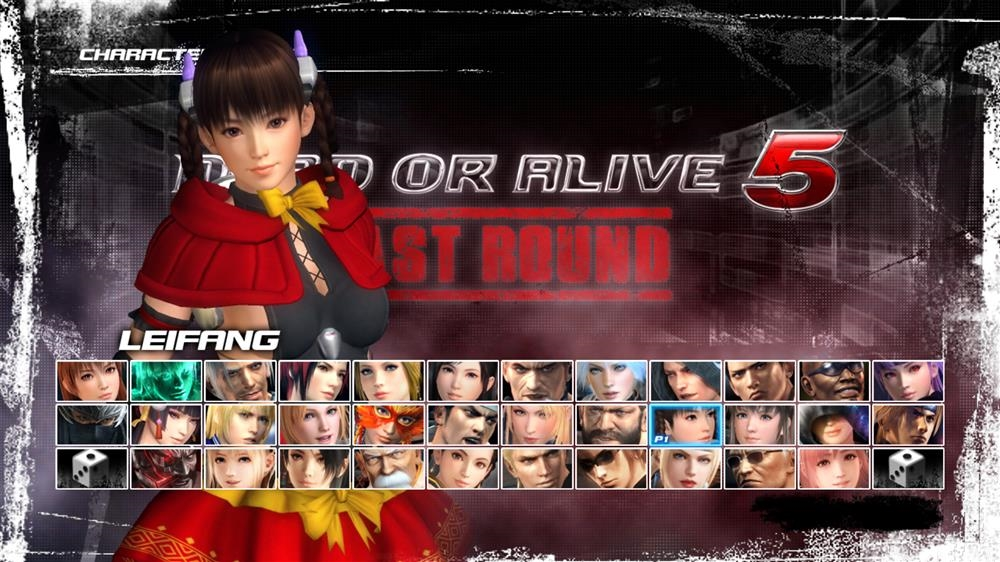 Image from DOA5LR Costume by Tamiki Wakaki - Leifang