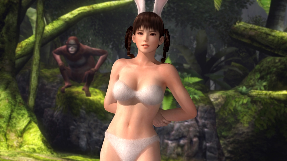 Image from Dead or Alive 5 Angels
