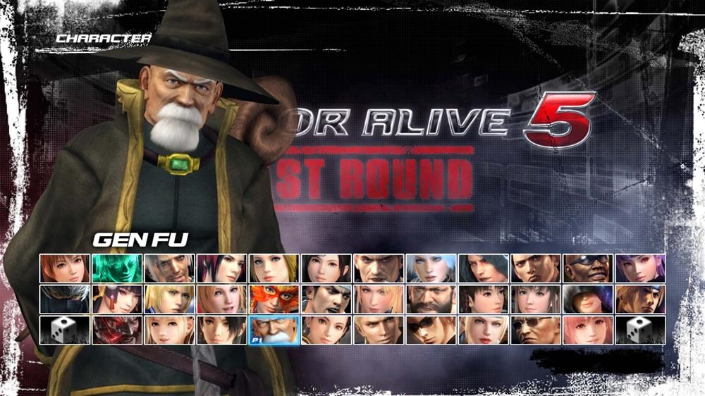 Image from DOA5LR Gen Fu Halloween Costume 2015