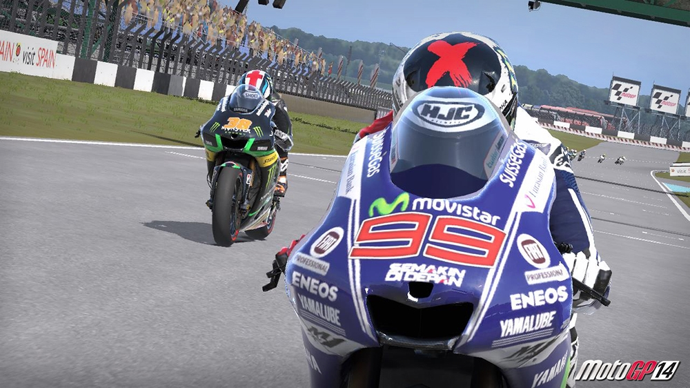 Immagine da MotoGP™14 Donington Park British Grand Prix