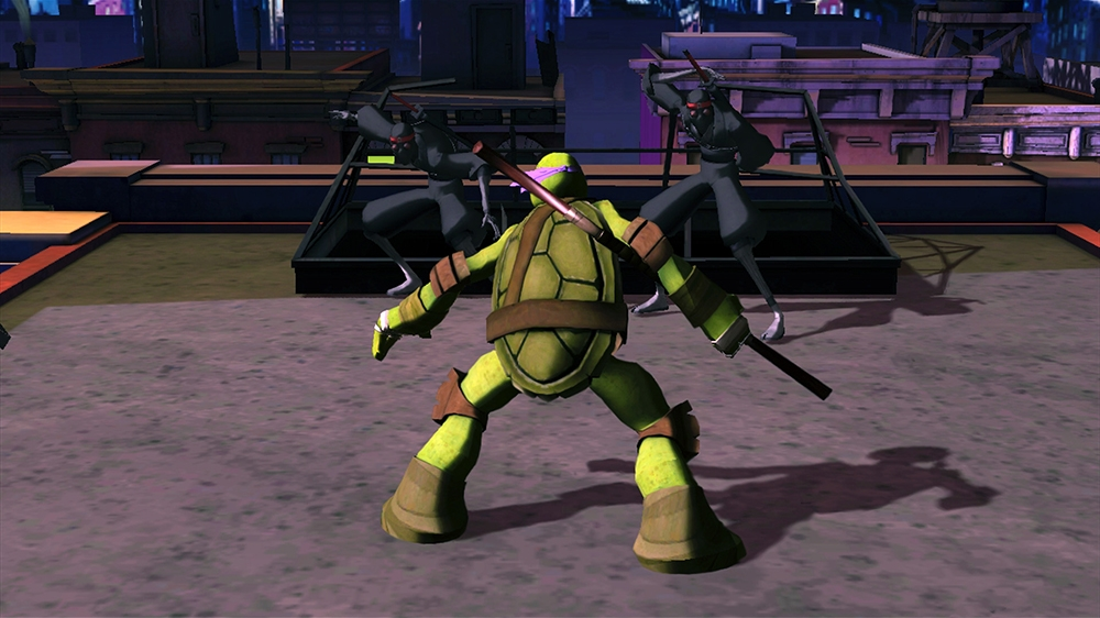 Image from Teenage Mutant Ninja Turtles