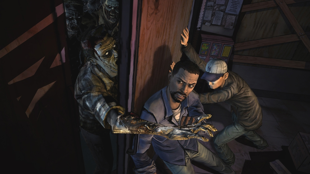 Image from The Walking Dead: Video - Teaser Trailer - PEGI