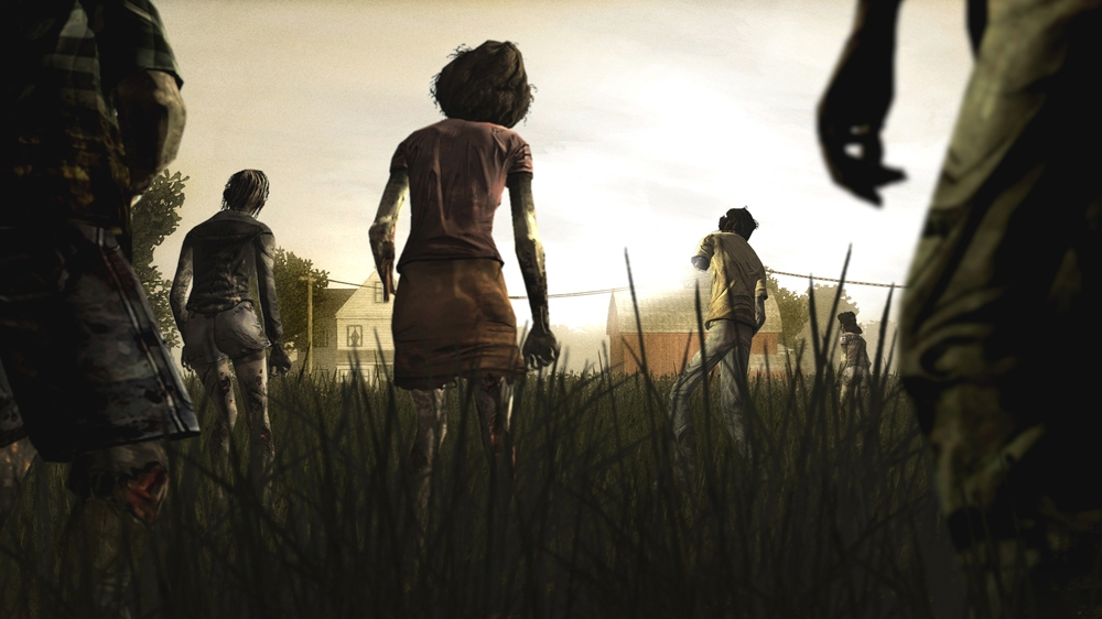 Billede fra The Walking Dead: Video - Teaser Trailer - PEGI
