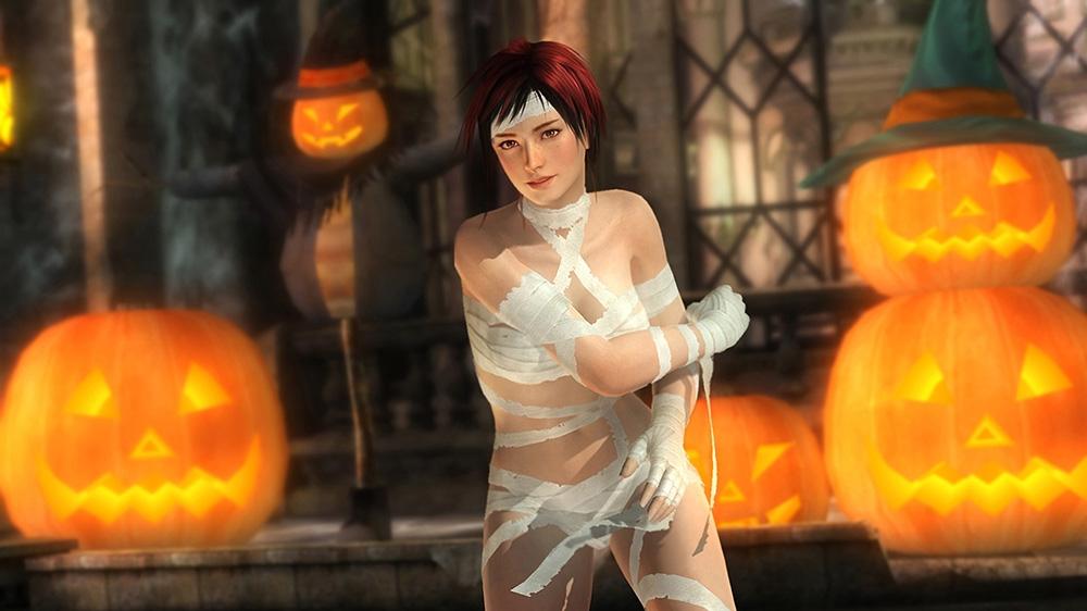 Image de Dead or Alive 5 Ultimate - Halloween Mila 2014