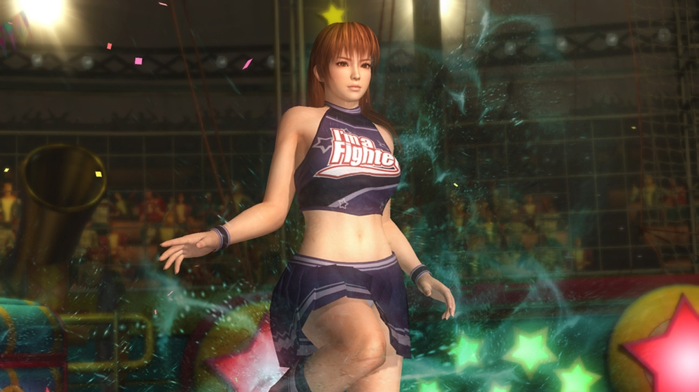 Image de Phase 4 pom-pom girl - Dead or Alive 5 Ultimate