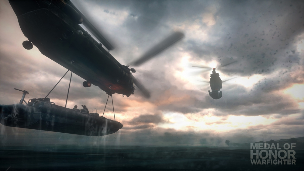Image from Medal of Honor Warfighter E3 Multiplayer Trailer
