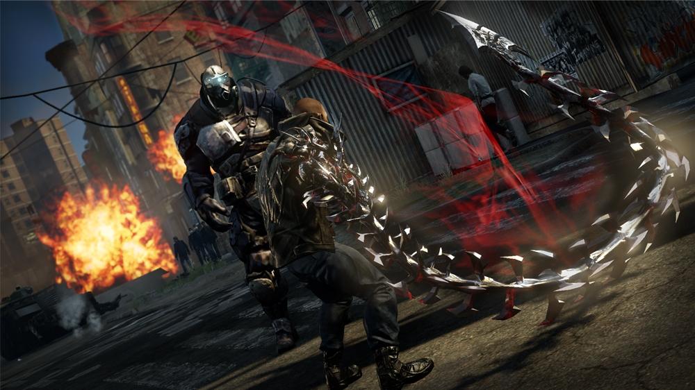Snímek ze hry Collector's Edition