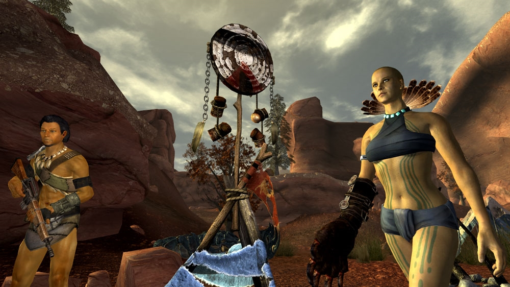 Imagem de Fallout: New Vegas - Honest Hearts (SPANISH)