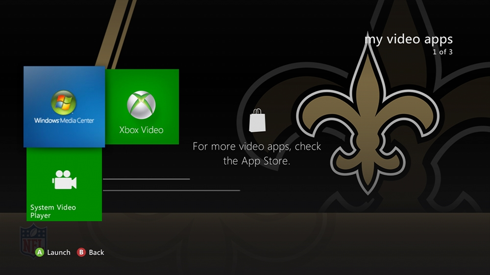 Image de NFL - Saints Rush Theme