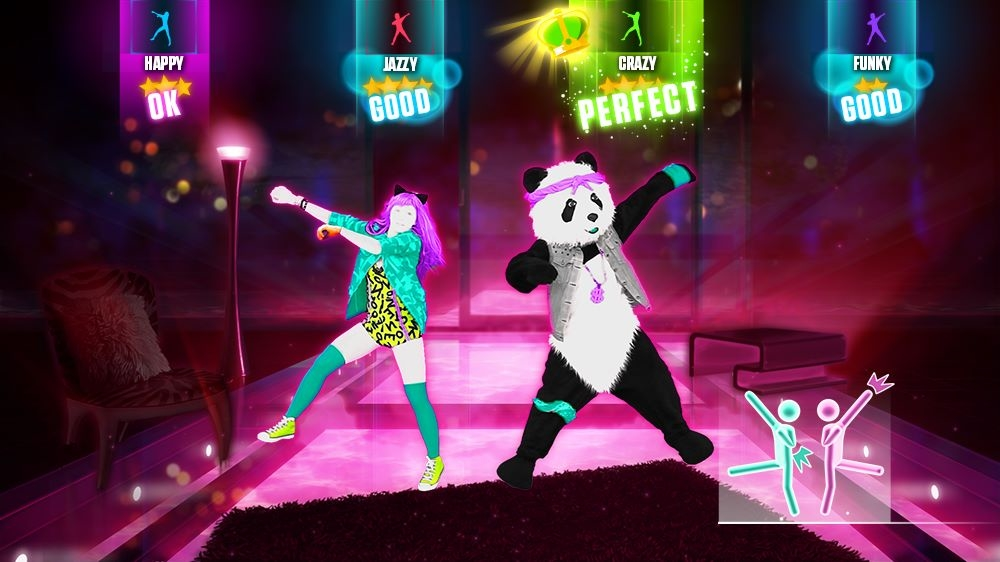 "Image from Just Dance 2015 - ""C'mon"" by Ke$ha"