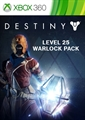 Destiny - Level 25-Warlock-Paket