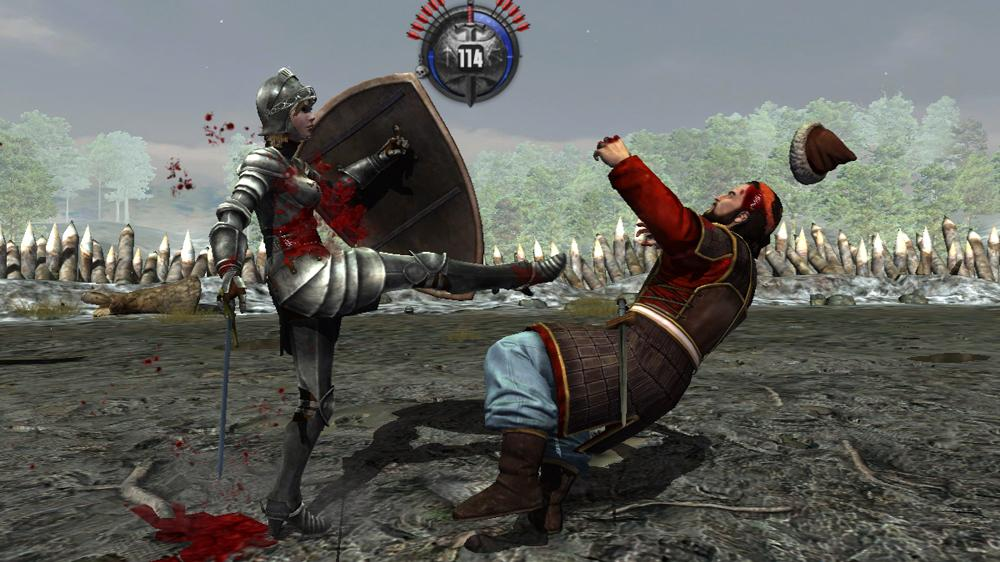 Image from Joan of Arc DLC
