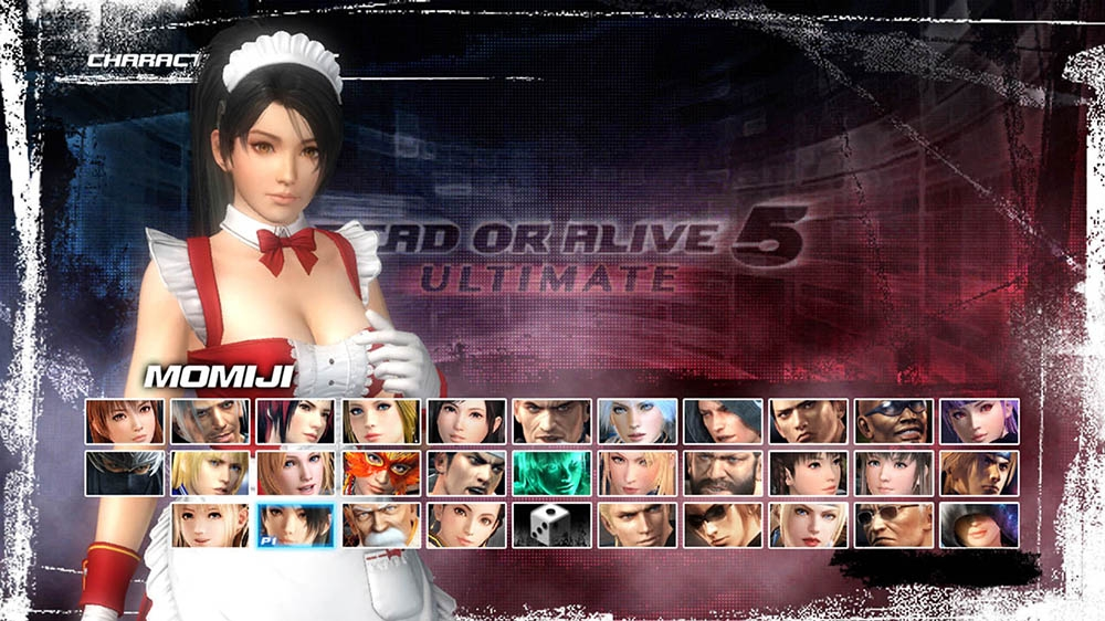 Image de Dead or Alive 5 Ultimate - Tenue soubrette Momiji