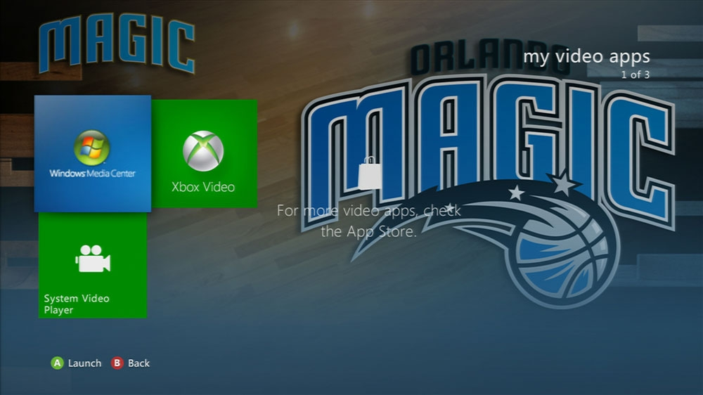 Image from NBA: Magic Game Time