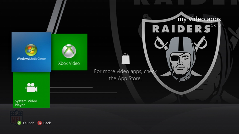 Image de NFL - Raiders Rush Theme