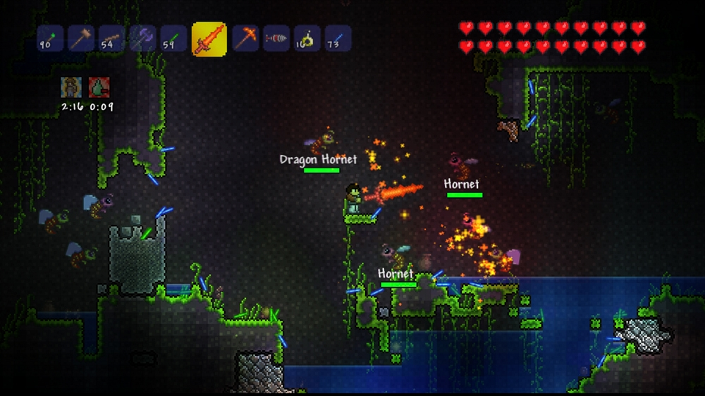 Image from Terraria New Content Trailer