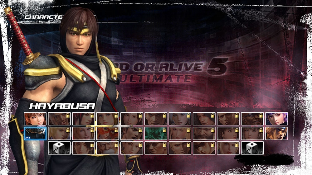 Image de Tenue mythe d'Hayabusa Dead or Alive 5 Ultimate