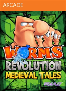 Worms Revolution Medieval Tales Pack