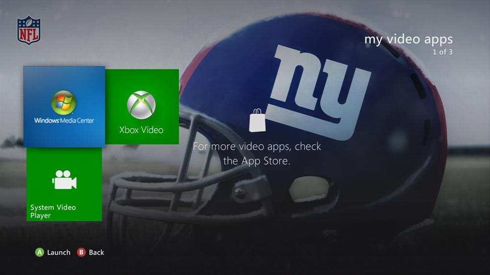 Image from NFL -  Giants Helmet Theme