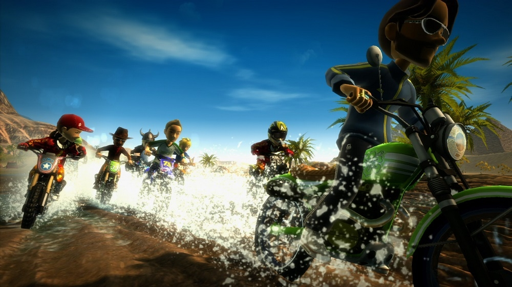 Image de Motocross Madness Launch Trailer