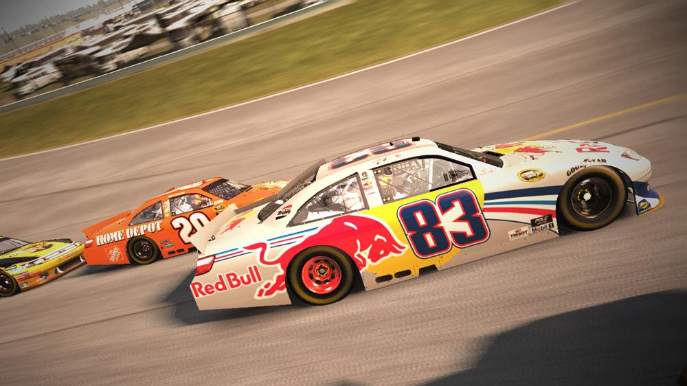 Image from NASCAR® The Game 2011™: Season Update