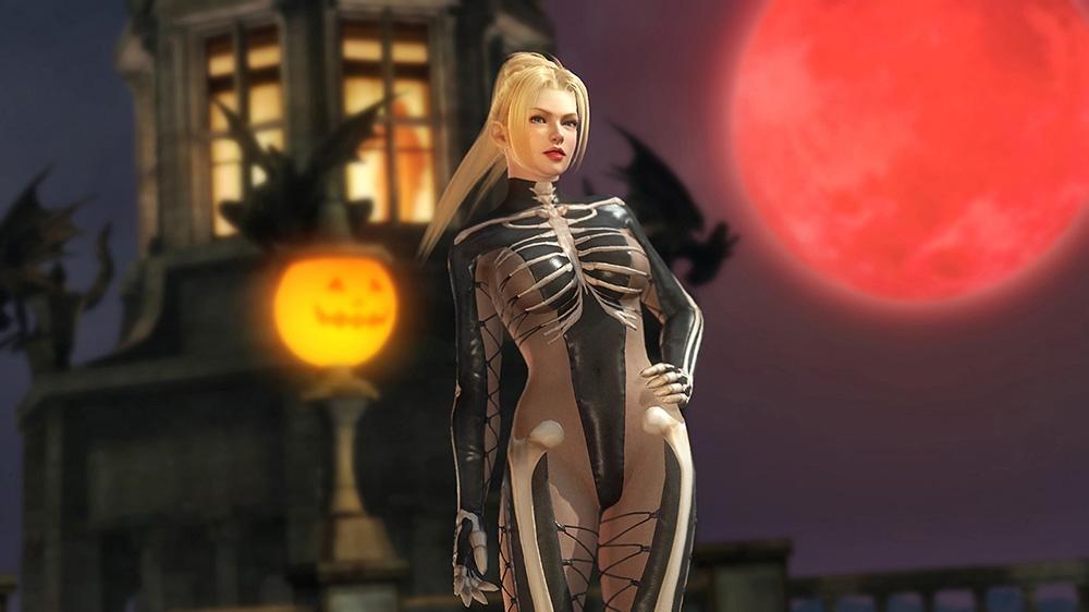 Image de Dead or Alive 5 Ultimate - Halloween Rachel 2014