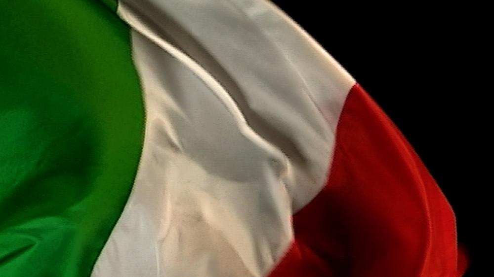 Image from Italian flag