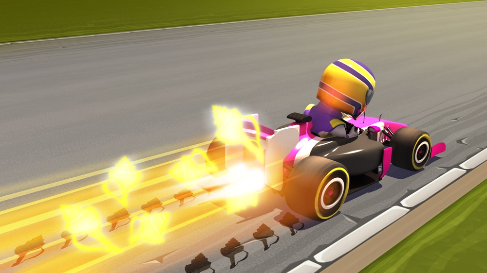 Image from F1 RACE STARS Nautical Accessory Pack 