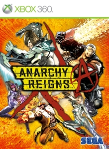 ANARCHY REIGNS - Bayonetta Pack